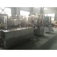 Best PLC Control PET Can Industrial Linear Linear Filling Machine 1000-2000 Cans / hour wholesale