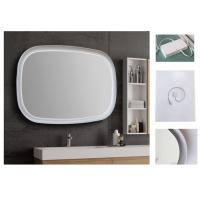 Buy cheap Warm Light LED Bluetooth Demister Bathroom Mirror With Explosion Proof Surface from wholesalers