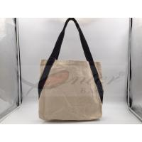 Best Various Sizes / Colors Travel Tote Bags With Two Durable Black Handle wholesale