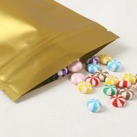 Best Reusable Aluminium Foil Stand Up Coffee Packaging Bags Tea Cookie Packing Bag With Zip Lock wholesale