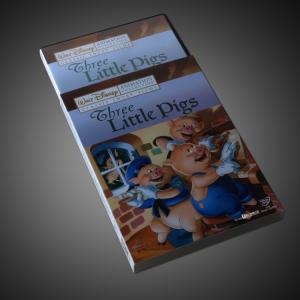China Animation Collection 2 Three Little Pigs  - wholesale disney cartoon dvd on sale