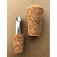 Best Factory Wholesale Price Cork Bottle Pourer and Stopper wholesale