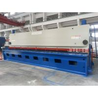 Best NC Hydraulic Guillotine Steel Cutting Machine / Guillotine Metal Shear wholesale