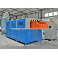 Best Triple Blade Foam Cutting Equipment 15kw Power With 400mm Width Belt wholesale