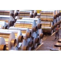 Cheap Durable 8011 Aluminium Foil Roll Customize Length SGS ISO9001 Approval for sale