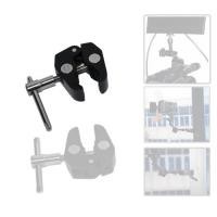 """Best Super Clamp w/ 1/4"""" and 3/8"""" Thread wholesale"""