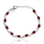 Best 925 Silver Plated Bracelet wholesale