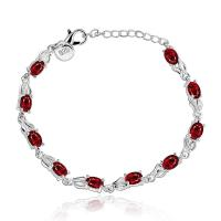 Buy cheap 925 Silver Plated Bracelet from wholesalers