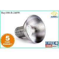 Best 240watt LED High Bay Lights Aviation Aluminium Reflector 5 Years Warranty wholesale