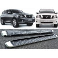 Best Nissan Patrol 2012 2016 OE Style Side Step Bars Replacement Running Boards wholesale