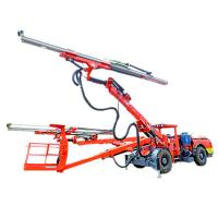 Cheap DFJ-2W100 Double Booms Mining/Tunneling Jumbo Drill, Underground Jumbo Drilling for sale