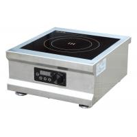 5000W Energy Saving Commercial Induction Cooker Easy Operation 400x450x200mm