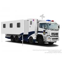 Best Military Police Outdoor Camping Vehicle for  Outdoor Mobile Camping Truck With Living Room lodging van wholesale