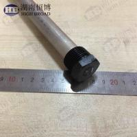 Best AZ31B AZ63C Magnesium Alloy electric anode for a water heaters wholesale