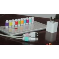 Best 2015 Hot Selling Silicone USB Cable Protector For Iphone wholesale