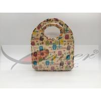 Best Multi Colors Teenager Small Picnic Cooler , Personalized Neoprene Lunch Tote wholesale