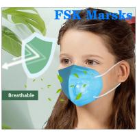 Best 3D Design Children'S Disposable Face Masks With Breathing Valve Baby Mouth Earmuffs wholesale
