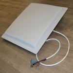 Best 15M Long Range Integrated Tag Passive Uhf Rfid Card Reader For Car Parking System wholesale