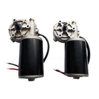 Best Garage Door Motors 12V / 24 V Permanent Magnet Industrial DC Worm Gear Motor wholesale