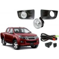 Best OE Style Replacement Parts Front Fog Lamps for ISUZU D-MAX 2012 - 2015 wholesale