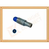 Buy cheap 2 Pin Round Push Pull Circular Connectors With Plastic Shell from wholesalers