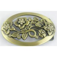 Buy cheap Decorative buckle,fashion belt buckle,metal belt buckle,woman's buckle,lady's from wholesalers