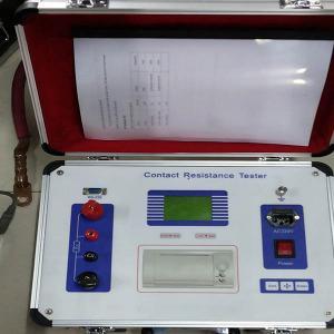 Best 100A to 600A Digital Circuit Breaker Loop Resistance Tester wholesale