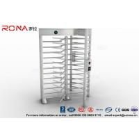 Best High Security Full High Turnstile Stainless Steel Access Control For Prisons Turnstile wholesale