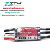 Best ZTW Spider PRO Premium 30A OPTO 2-4S ESC Electronic Speed Control For RC Multirotor wholesale