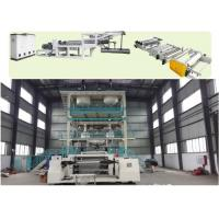 Best TPU PVA PVB Extrusion Line , PE CPE CPP Thermoplastic Extrusion Machine  wholesale