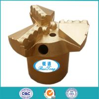 Cheap Three wings PDC bit,diamond drill bit,diamond drag bit for sale