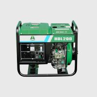 China CE Small Portable Diesel Generator Set With 1.7KW / 2KW , 240V on sale
