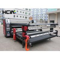 Best New type automatic sublimation rotary heat press machine for garment sublimation roll heat press for sale wholesale
