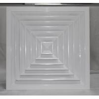 Buy cheap Square ceiling diffuser from wholesalers