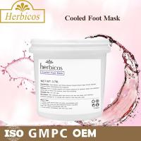Best 4L Herbicos Menthe Essence Facial Beauty Mask Foot Care Cooled Mask wholesale