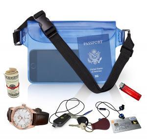 Light Weight Waterproof Packs And Bags For Beach Swiming Underwater 5M
