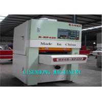 China Power Saving Wood Sanding Machine / Wide Belt Sanding Machine 3 Axis + 2 Axis on sale
