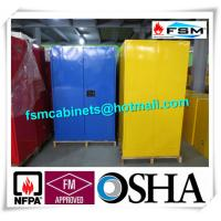Best Steel Flame Resistant Cabinet Hazmat Locker For Corrosive Liquid In Chemical wholesale