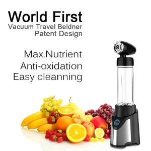 Quality Ideamay World First Design Tritan Capacity 300w Vacuum Travel Blender Original Factory wholesale