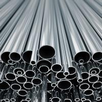 China Bright Annealed Stainless Steel Tube :TP304, TP304L, TP316, TP316L, TP316Ti with Cold Press. Plain End with Plastic Cap on sale