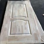Best Best seller 4mm HDF wood Door skin for door decoration wholesale
