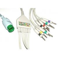 Best Spacelabs EKG Machine Cable Multilink 10 Leads For Medical Monitor wholesale