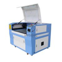 Cheap Leather Co2 Laser Engraving Machine with 90W Laser Tube/900*600mm Working Area for sale
