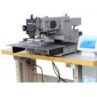 China Industrial Double Needle Industrial Sewing Machine With Accessories / Fixture on sale
