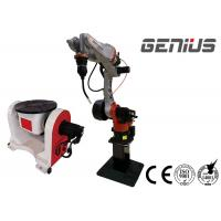 Best Economical Rotating Welding Table , Aircrafter Welding Positioner Space Efficient wholesale