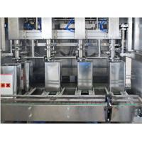 High Precision Beer Bottling Equipment 3 In 1 Automatic Capping Machine