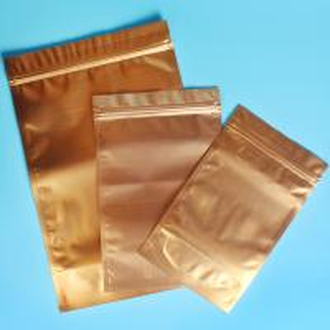 Best Plastic Zipper Coffee Packaging Bags , Three Layer Laminated Aluminium Bag For Tea wholesale