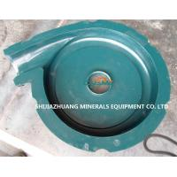Best PU Slurry Pump Parts Polyurethane Liners and Impellers for Slurry Pump Heavy Duty wholesale