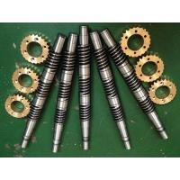 China brass bronze Small worm gears on sale