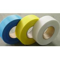 Buy cheap China alkali resistant adhesive fiberglass tape from wholesalers